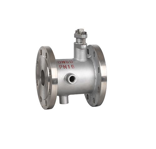 Flanged thermal ball valve ZMBQ41PPL2