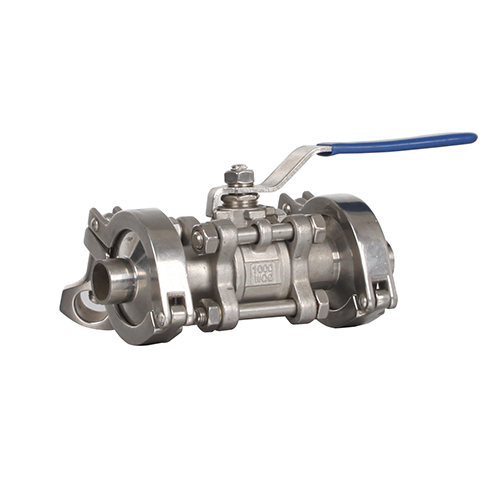 Quick-load ball valve ZMQ81F2