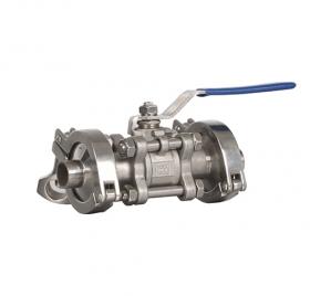 Quick-load ball valve ZMQ81F2