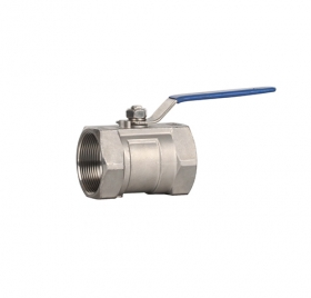 Threaded one-piece ball valve ZMQ11F